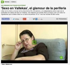 Sexo en Vallekas en la Sexta