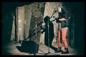 Selma en concierto presentacion Cabanyal Z 4
